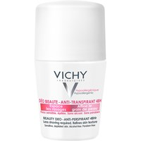 Vichy Beauty antiperspirant deo roll-on 48T, 50 ml.